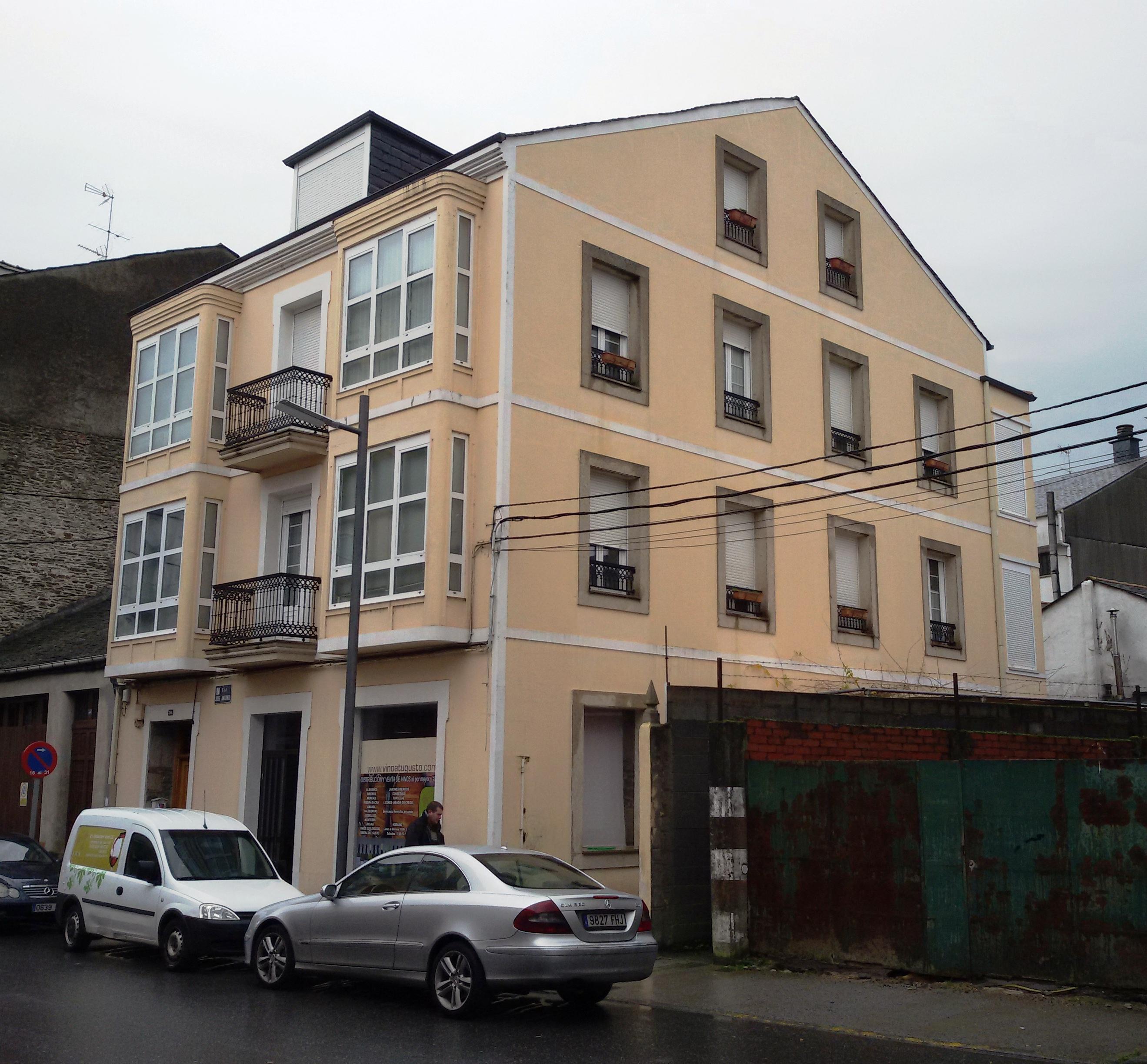 Sarria Edificio