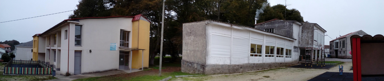 Saviñao edificios